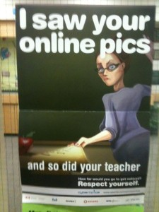 I Saw Your Online Pics