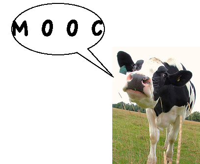 Musing about MOOCs
