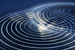 blueconcentric rings